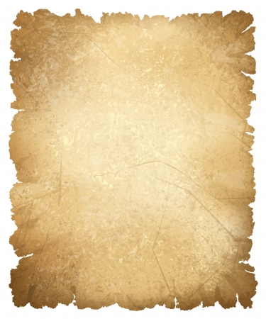 Vector old paper texture  Illustration