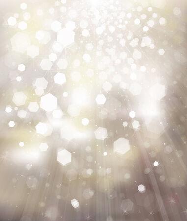 Glitter silver background.  photo