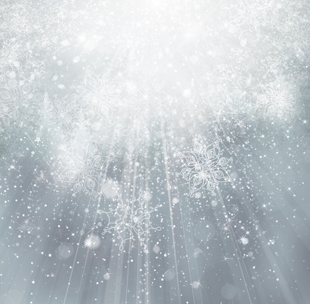 Winter background. Stock Photo