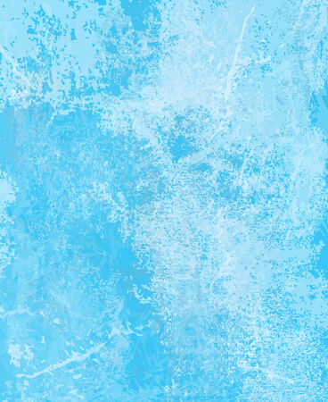 ice crystals: Vector ice background. Illustration