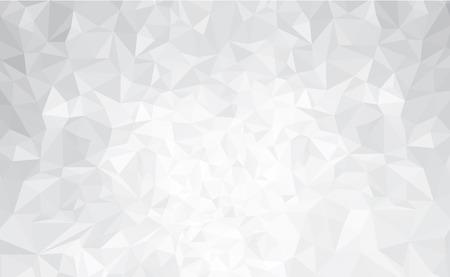 Wektor abstrakcyjna szary, trójkąty tło.