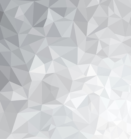 Vector abstract triangles background.