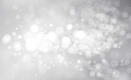 Vector glitter silver background. Illustration