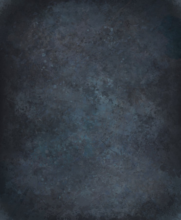 blue vintage background: Black grunge texture background.