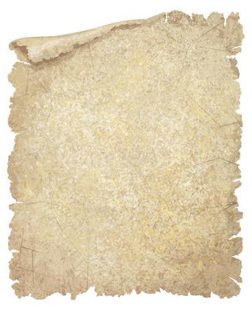 Vector texture vieux papier grunge. Vecteurs