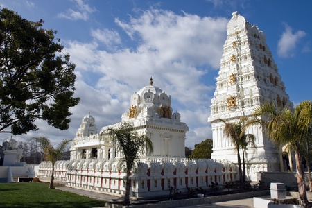 the Hindu Temple Society of Southern California