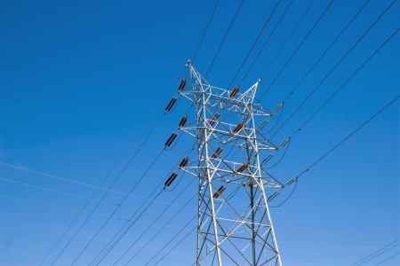 Electric power transmission  High voltages