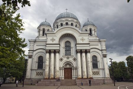 Garrison Church in Kaunas