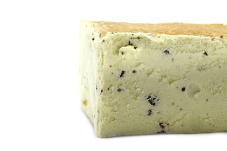 Ice cream block photo