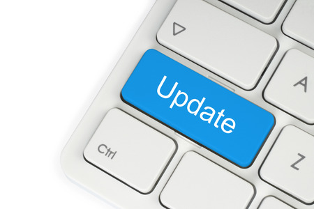 software package: Update button on keyboard
