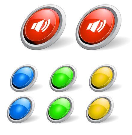 Web buttons photo