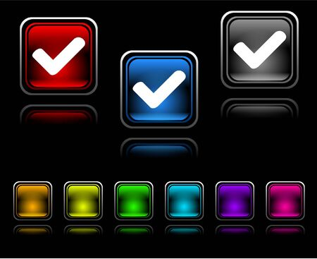 Web buttons Stock Photo - 7193953