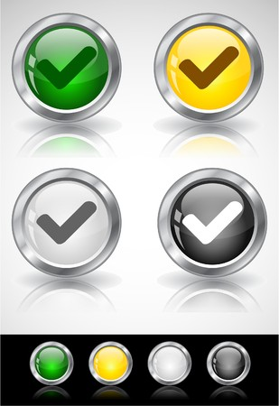 Web buttons Stock Photo - 7288029