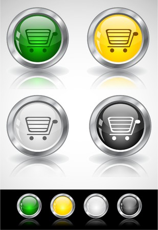 Web buttons. Stock Photo - 7288064