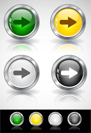 Web buttons Stock Photo - 7288022