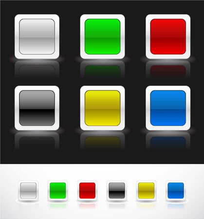 Web buttons photo
