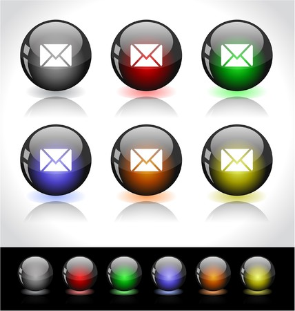 Web buttons. Stock Photo - 7300487