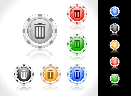 Buttons for web.  Stock Photo - 7380417