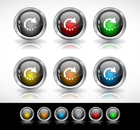 Buttons for web. Stock Photo - 7420529