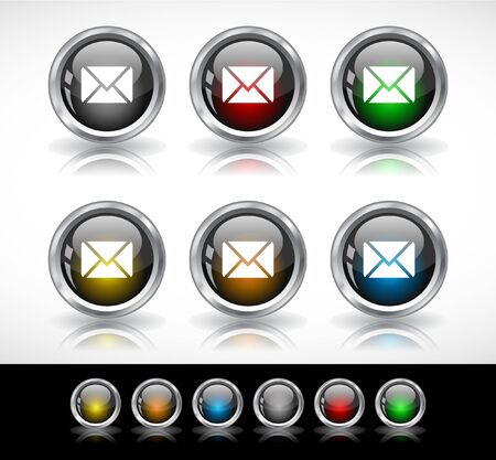 Buttons for web.  Stock Photo - 7421607