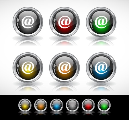 Buttons for web. Stock Photo - 7420547