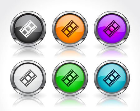 Buttons for web. Stock Photo - 7588727
