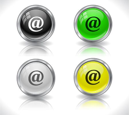 Buttons for web. Stock Photo - 7910328
