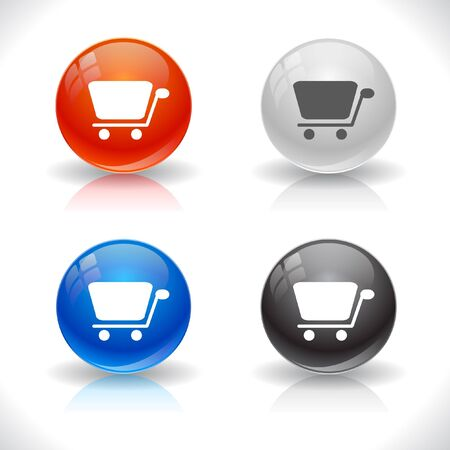 Buttons for web. Stock Photo - 7910317