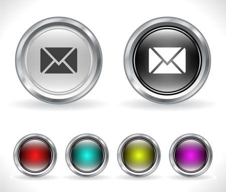 Buttons for web. Stock Photo - 7862145