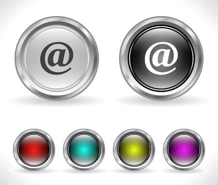 Buttons for web. Stock Photo - 7862151