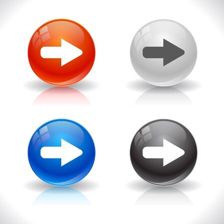 Buttons for web. Stock Photo - 7862072