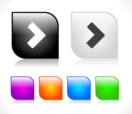 Buttons for web. Vector illustration. Illustration