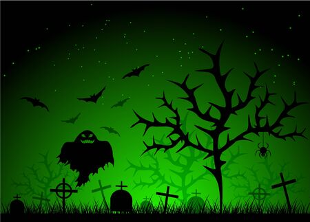 dark scary abstract halloween background.
