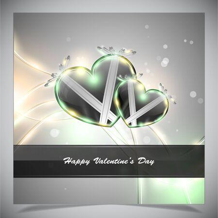 st valentins day: Astratta San Valentino giorno sfondo