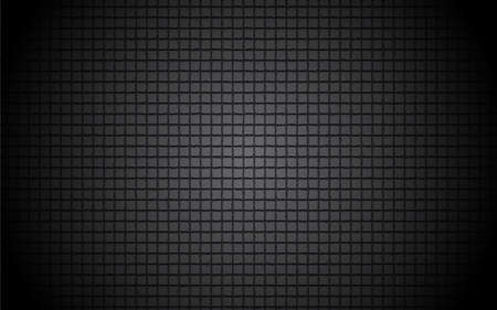 composite material: Abstract dark texture. Vector illustration