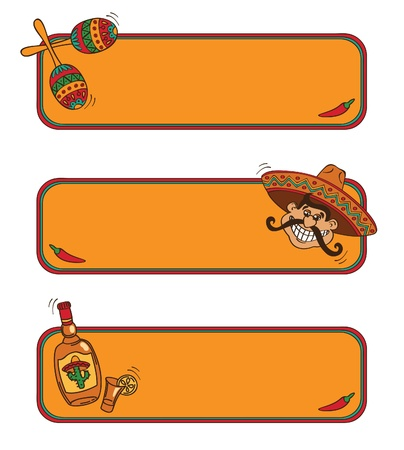 tequila: Mexican frames