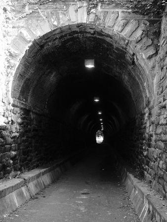 passageway: old passageway