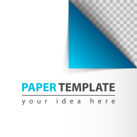 Paper twirl template for you idea