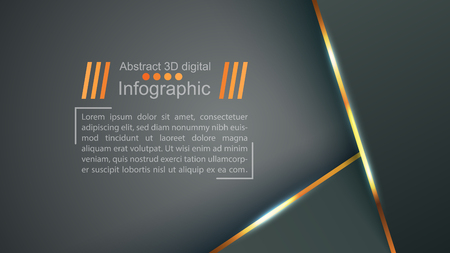 Paper light background - Business template. Vector eps 10