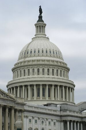 constitutional law: US Capital Building