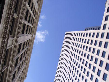 buidings: High rise buidings in Seattle