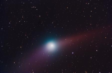 Comet Garrad Stock Photo