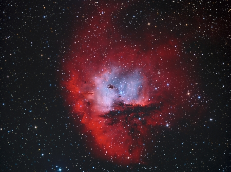Pacman Nebula photo