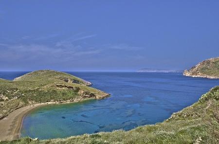 Bay at Mani, Greece