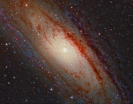 M31 Andromeda Galaxy