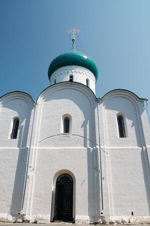 reverential: Vintage chiesa, Pereslavl'-Zalesskiy, la Russia