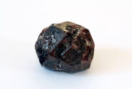 Big crystal of garnet-almandine, Kareliya, Russia