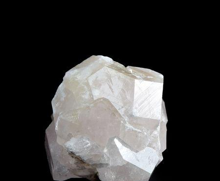 Druze of fluorite on black