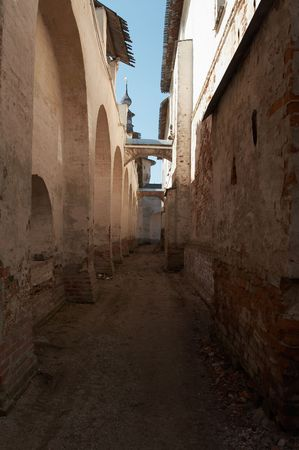 reverential: Vecchie chiese a Rostov-Velikiy, la Russia