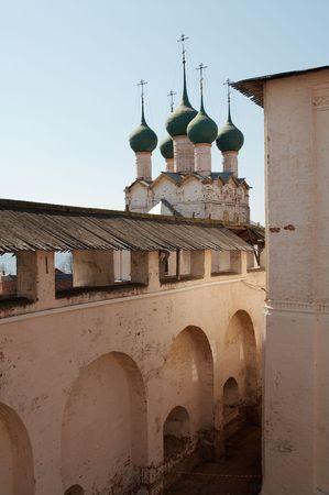 reverential: Antiche chiese a Rostov Velikij-, la Russia